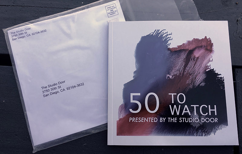 50 TO WATCH Publication – Closing Reception May 14, 2016